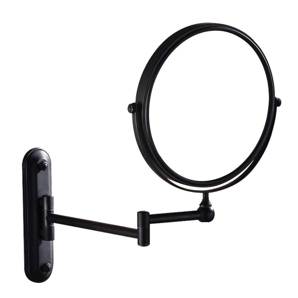 Gurun makeup mirror 8 inch 10x magnifying cosmetic mirror - Magnifying wall mirrors for bathroom ...