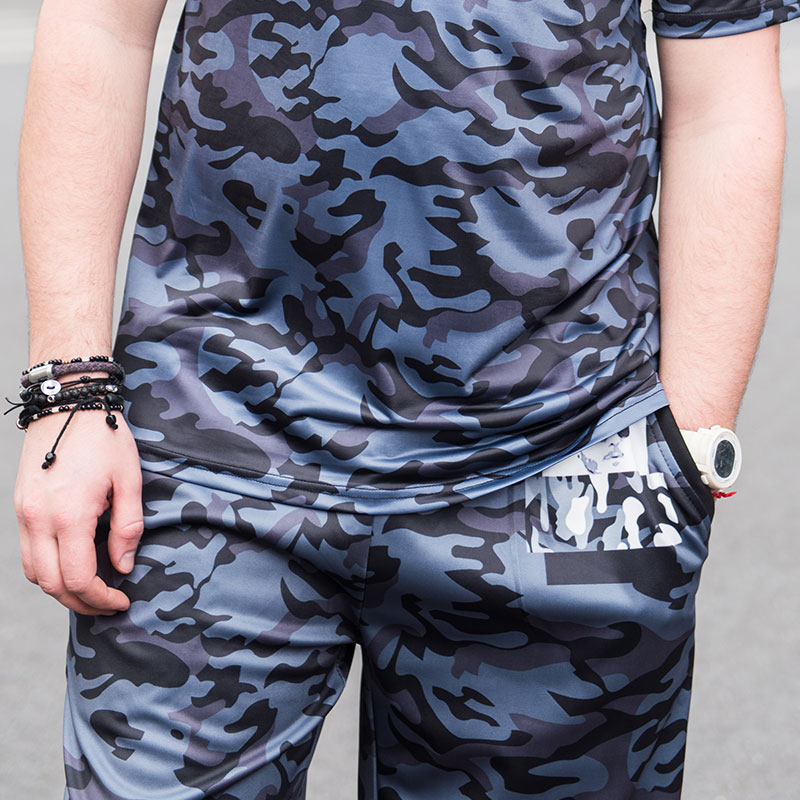 fe2ee98b31043 COSWE 6XL 5XL Print Mens Beach Shorts Plus Size Fashion Men Short Pants  Brand Man Camouflage Shorts Summer Casual Male Clothing-in Board Shorts  from Men's ...