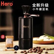 Grinder Coffee Grinder Hand Grinding Machine Mini Portable Manual Coffee Machine Household Crusher недорого