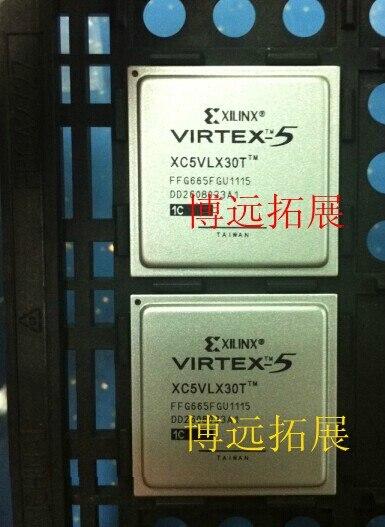 new & original in stock XC5VLX30T-2FF665C XC5VLX30T-2FFG665C grohe смеситель