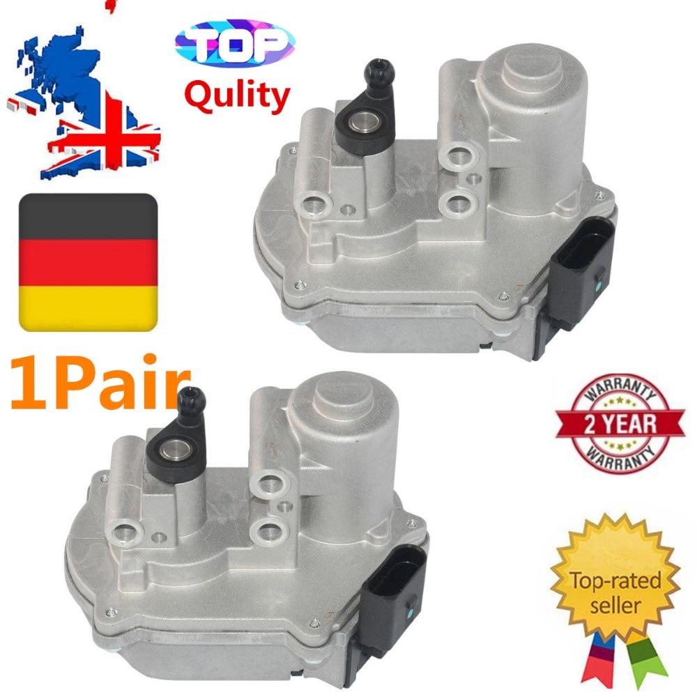2 Intake Manifold Flap Actuator For Audi A4 A5 A6 A7 A8 Q5 Q7 ,For VW TOUAREG PHAETON PORSCHE 059129086M side assist wire cable harness for vw audi a4 q5 a5