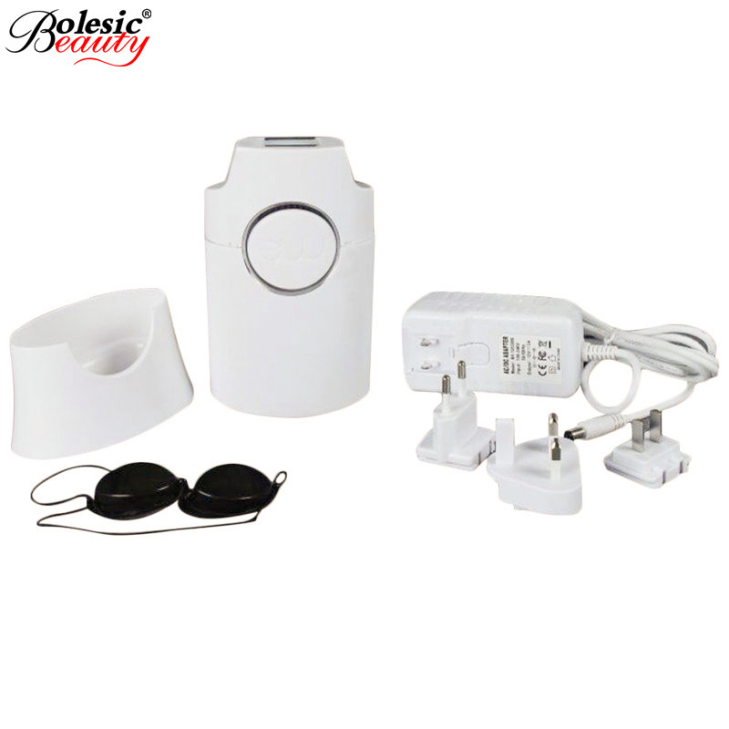 Mini Painless Permanent IPL Hair Removal Machine Man Woman Painless Laser Hair Removal Epilator 12000 Pulses rebune mini painless ipl permanent hair removal laser hair epilator depilador 120000 pulses home bikini lightsheer beauty device