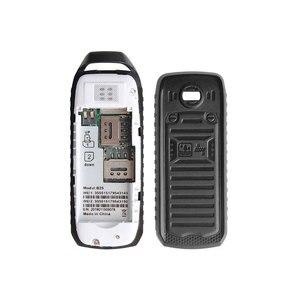 Image 4 - Mosthink Super Mini Da 0.66 Pollici 2G Del Telefono Mobile B25 Senza Fili di Bluetooth del Trasduttore Auricolare a mano libera Auricolare Sbloccato Cellulare Dual SIM carta