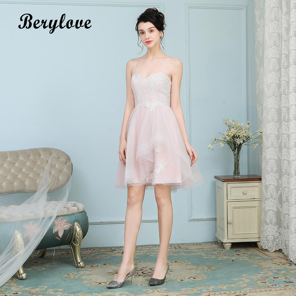 Buy light pink homecoming dresses and get free shipping on ...