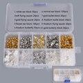 450/580 шт., заглушки для сережек