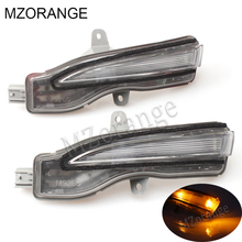 MZORANGE For Mazda CX-4 CX-5 Car Trun Signal Light Left and Right Side Mirror Lamp Fit for CX4 CX5 Newest