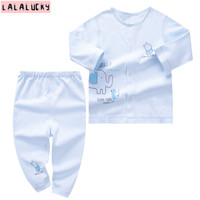 LALALUCKY Clothes For Baby Boy Clothing Set Baby S Underwear Set Clothes For Gril Long Sleeved
