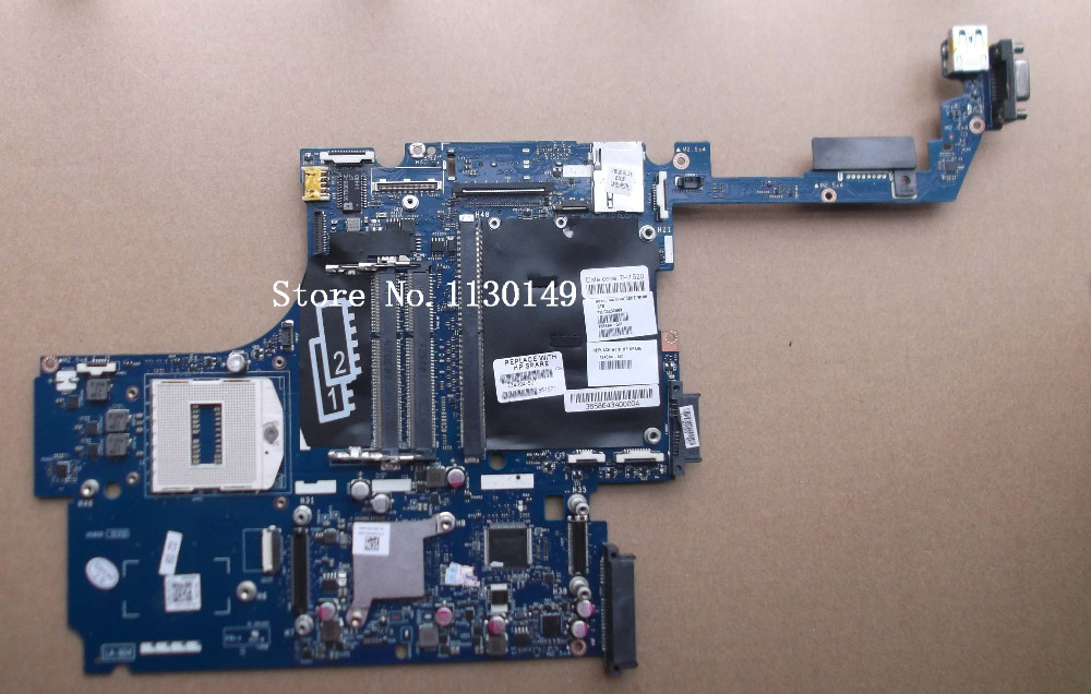 734304-501 734304-001 FOR HP ZBOOK15-G1 15 SERIES Notebook PC System motherboard 734304-601 TESTED working perfect 746447 501 746447 001 for hp touchsmart 15 envy15 motherboard hm87 740m 2g notebook system board tested