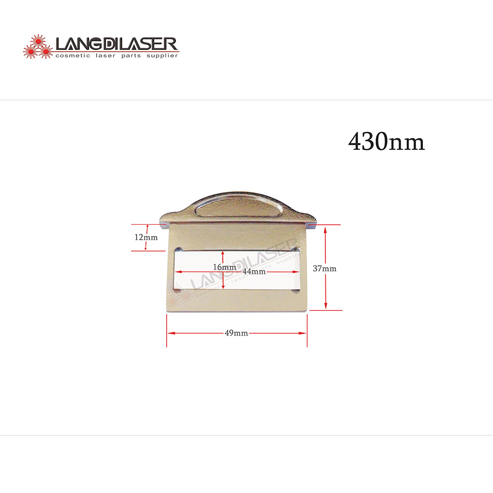 430nm ~ 1200nm filtri per IPL manipolo, estetica laser filtri per il ringiovanimento della pelle-in Aghi per tatuaggi da Bellezza e salute su  Gruppo 1