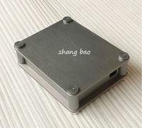 2807 Full Aluminum amplifier Enclosure/mini AMP case/ Preamp box/ PSU chassis