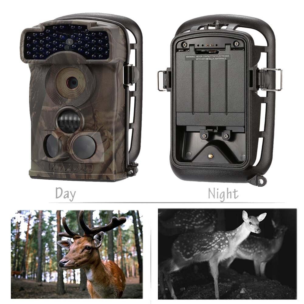 Caméra De Traînée Ltl Acorn 940nm Caméra De Chasse à L'épreuve De La Pluie Caméra De Faune à Balayage Infrarouge 12mp Hd Enregistreur Vidéo Numérique Ir Led