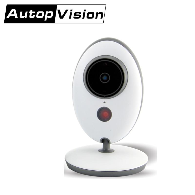 VB605 10PCS Wireless Video Baby Monitor Security Camera 2 4 inch LCD Screen 2 Way Talk