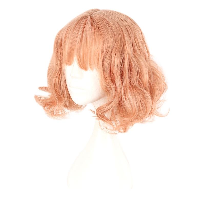 Япония и южнокорейский парик моды Air - Синтетические волосы - Фотография 2