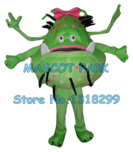 mascot Green Bacterial Germ Alien Girl Mascot Costume hot sale health theme virus anime costume carnival fancy dress kits suit-in Mascot from Novelty ...  sc 1 st  AliExpress.com & mascot Green Bacterial Germ Alien Girl Mascot Costume hot sale ...