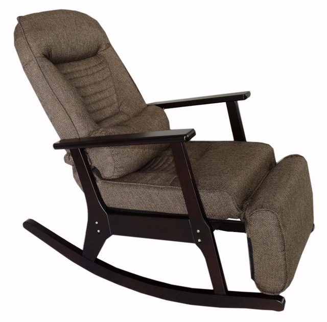 fauteuil bascule chaise pour personnes g es personnes japonais style fauteuil inclinable avec. Black Bedroom Furniture Sets. Home Design Ideas