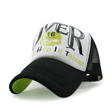 New Brand Fashion Skull Hip Hop Baseball Cap Breathable Sport Mesh Hat Unisex Team Outdoor Cool Shade Truck Caps Visor