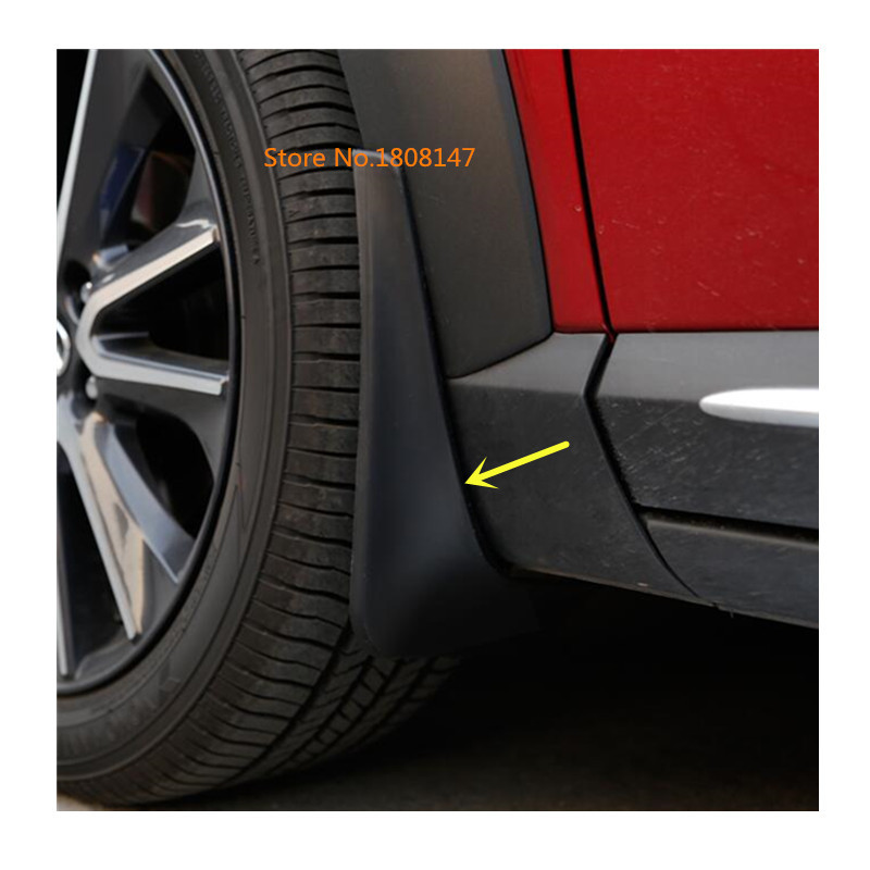 Ultra Soft Car Fender Covers: Car Body Cover Plastic Fender Soft Mudguard Protection