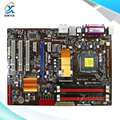 Para asus p5p43td original usado p43 motherboard desktop para intel socket lga 775 ddr3 16g sata3 usb2.0 atx à venda