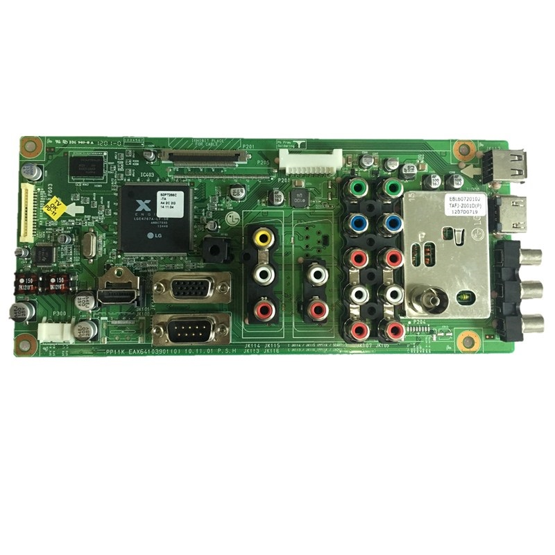 Original motherboard for 42PT255C TA motherboard EAX64103901 0 work for display PDP42T3