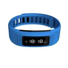 Расширенный Новинка 2017 года Bluetooth Smart Браслет часы Спорт Здоровый Шагомер сна Мониторы Бесплатная доставка