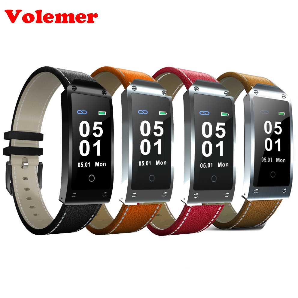 Volemer Y2 Smart Bracelet Heart rate Blood pressure Watch men Smart wristband Pedometer Fitness tracker Smart band PK mi band 2 new ecg smart bracelet b9 smart wristband heart rate blood pressure smart band pedometer fitness tracker pk xiaomi mi band 2