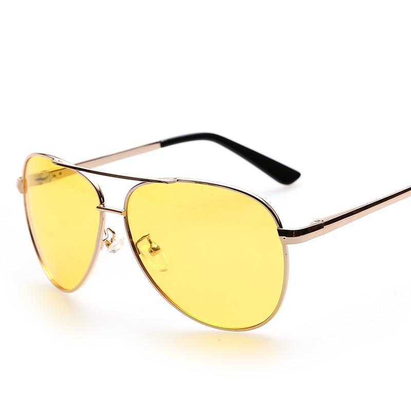 c7275190ea4e Buy New Night Vision Goggle SunGlasses UV400 Polarized Night Driving  Glasses For Men Driver Anti Glare Glasses Sport Eyewear GD2081 Online Cheap  - ...