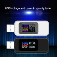 Newest 4-30V USB Tester Charger Power Battery Capacity Tester Voltage Current Meter