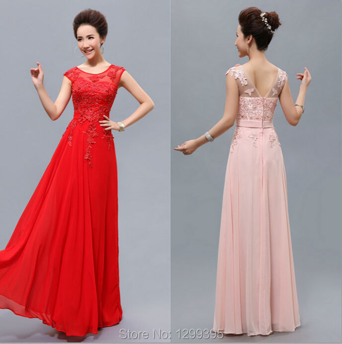 Popular Red Lace Prom Dress-Buy Cheap Red Lace Prom Dress lots ...