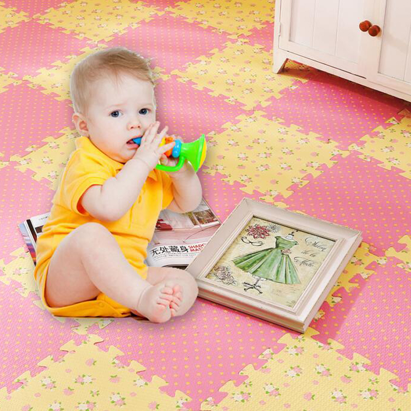 Baby Tapete Infantil  Children's Rug  Kids Rug  Puzzles  Baby Play Mat  Children's Developing Floor Carpets Child Toy Playing