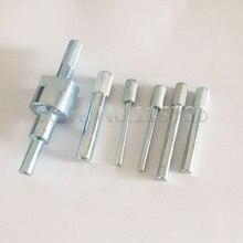 6 шт. инструмент синхронизации двигателя Стопорные штифты комплект для Citroen/peugeot/Ford/Volvo/Mazda/Suzuki
