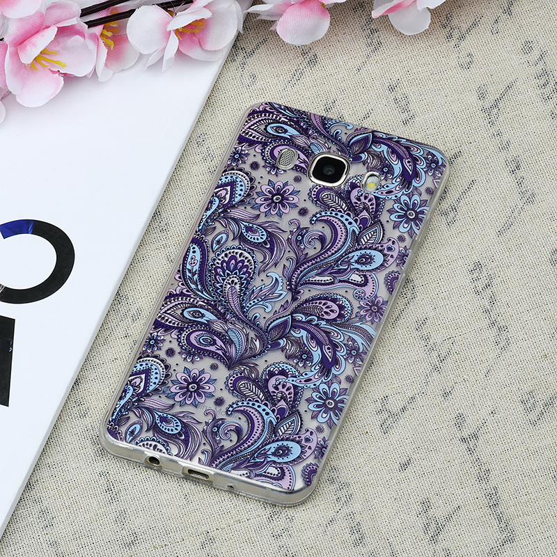 GerTong Pattern Phone Case For iPhone 5 5S 6 6S 7 7s Plus 4 4S For Samsung Galaxy A3 A5 A7 2016 J5 J3 J7 J1 Mini 2016 TPU Cover