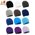 Monkids 2016 Autumn Winter Solid Cotton Baby Hat Girl Boy Beanie & Scarf Toddler Infant Kids Caps Lovely Colorful Accessories