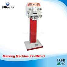 Pneumatic shoe box coding machine ZY-RM6-D