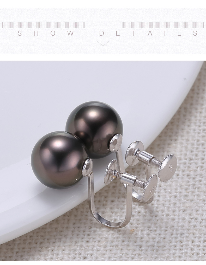gold tahitian pearls earrings jewelry 44