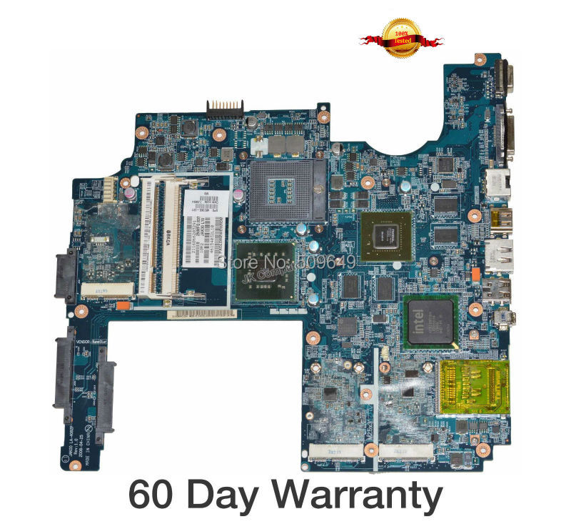 все цены на Top quality , For HP laptop mainboard DV7-1196 DV7 DV7T-1000 480365-001 laptop motherboard,100% Tested 60 days warranty онлайн