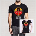 Summer The Last Dragon Sho Nuff The Master 80's Funny T-shirt Men Women Brand Clothing O Neck Cotton Shirts Short Sleeve T-shirt