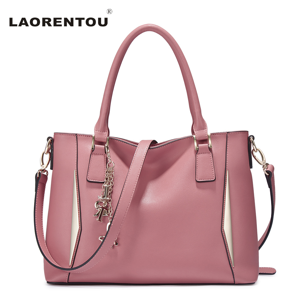 LAORENTOU Exclusive Sequined Cowhide Leather Crossbody Bags For Women Luxury Handbags Women Bags Designer Shoulder Tote Bag N45 laorentou luxury genuine leather women handbags crossbody bags for women brand designer tote bag new trend color lady bag n56