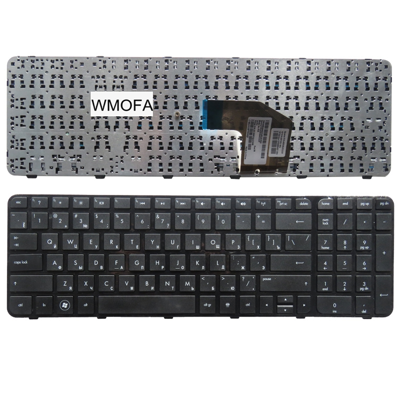 Russian Laptop Keyboard for HP Pavilion G6 G6-2000 G6Z-2000 g6-2100 G6-2163sr AER36Q02310 R36 RU new russian for hp envy x2 11 g000 g003tu tpn p104 hstnn ib4c c shell ru laptop keyboard with a bottom shell