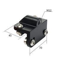 Placa de conexión Universal para coche, ruedas de conector universal, copa de pie, perfil de aluminio estándar europeo 3030 4040