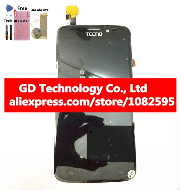 watch 1f802 a08d0 US $54.28 |original for Tecno R7 Display LCD + Touch Screen Digitizer Panel  lens Replacement Free shipping+Tools-in Mobile Phone LCD Screens from ...