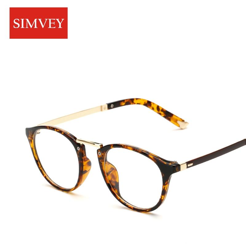 Simvey Vintage Cat Eye Glasses Frames Women Brand Designer Retro ...