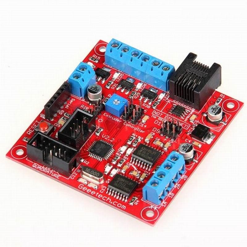 3D Printer Parts Extruder Controller Board 2.2 Onboard Atmega168