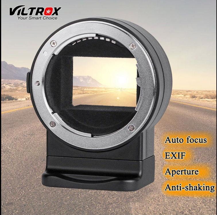 2018 Nova EXIF NF-E1 Auto Foco Tubo Adaptador de Lente Para Nikon F lens para NEX NEX-6, NEX-5, NEX-5N, NEX-5R, NEX-T5, NEX-3, NEX-C3, NEX