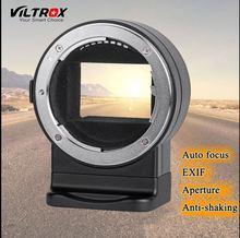 2018 New NF-E1 Auto Focus EXIF Lens Adapter Tube For Nikon F lens to NEX NEX-6,NEX-5, NEX-5N, NEX-5R, NEX-5T, NEX-3, NEX-C3,