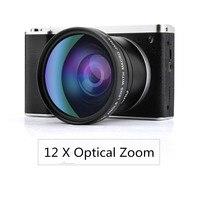 Богатый 4 дюйма со сверхвысоким разрешением Ultra HD, ips Сенсорный экран 24 миллионов пикселей подходит небольшой одноножный Камера SLR Камера суп