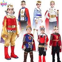 ילדים בני תחפושת אביר לוחם רומא העתיקה אבזרי ביצועי קוספליי מסיבת תחפושות מסכות מסכות ליל כל הקדושים תלבושות