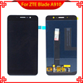 For ZTE Blade A910 BA910 LCD Display With Touch Screen Digitizer Assembly Original New Free Shipping With Tools