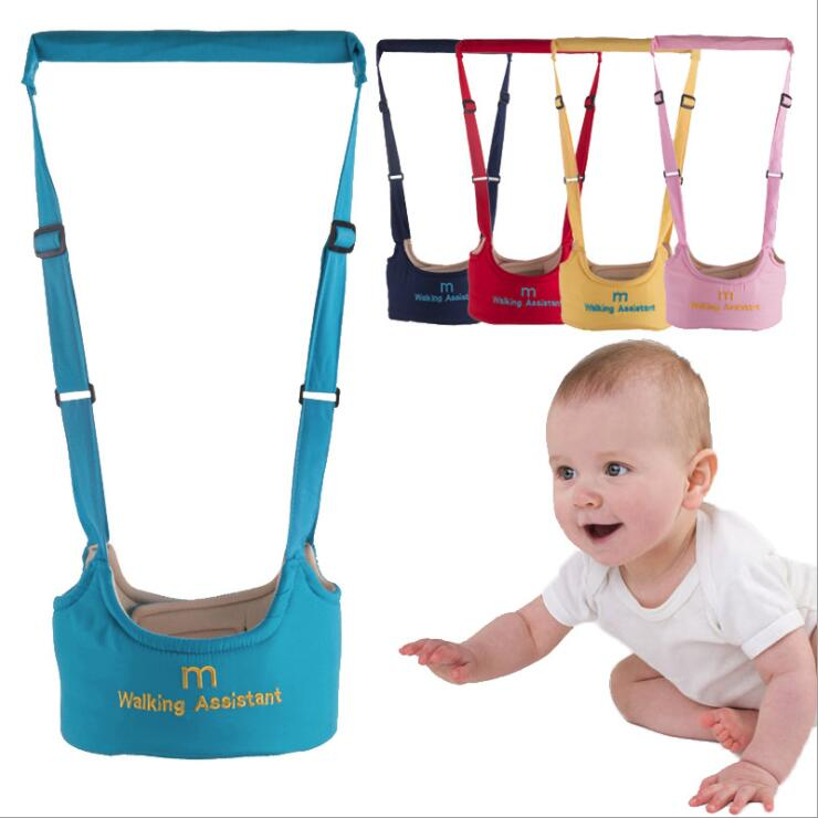 Chivry Baby Walker Toddler Harness Assistant Backpack Leash For Children Kids Strap Learn Walking Baby Belt Child Safety Reins