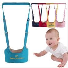 Chivry bebê walker criança arnês assistente mochila trela para crianças crianças cinta aprender a andar cinto de segurança criança rédeas