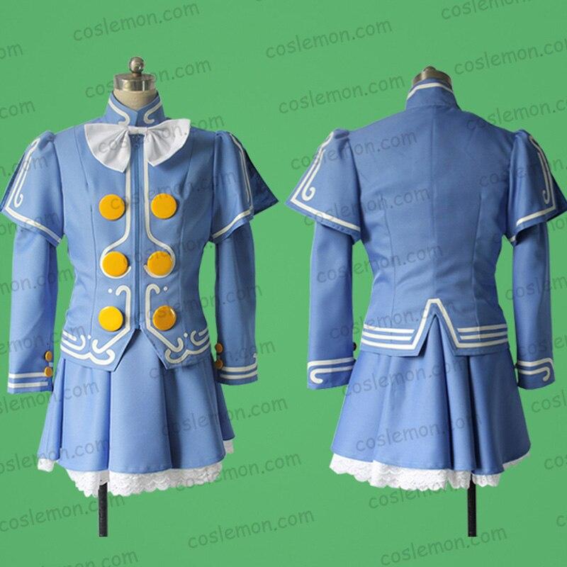 Костюм для костюмированной вечеринки Capcom Fighting Jam Ingrid, наряд для Хэллоуина, платье + пальто + перчатки + головной убор на заказ